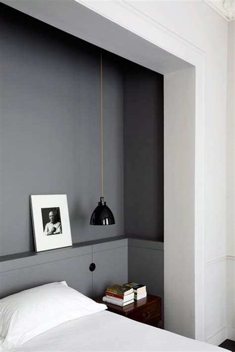 recessed bookcases in bedroom home inside space bedroom recessed shelves headboard with black accent