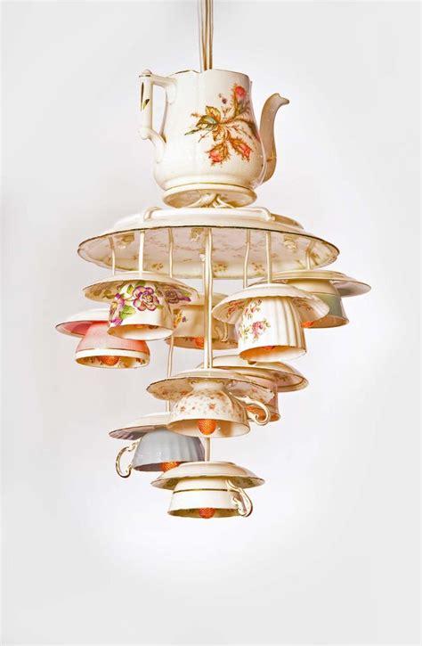 Teacup Chandelier Diy Tea Cup Chandelier Kathrynbrylinsky