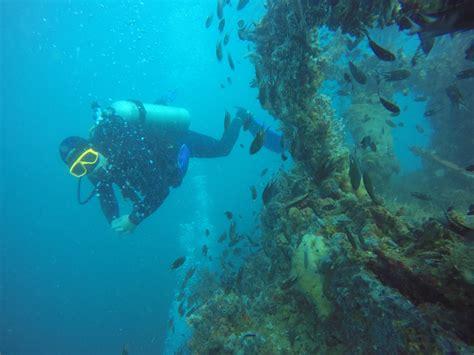 dive trips samae san island scuba diving trips pattaya