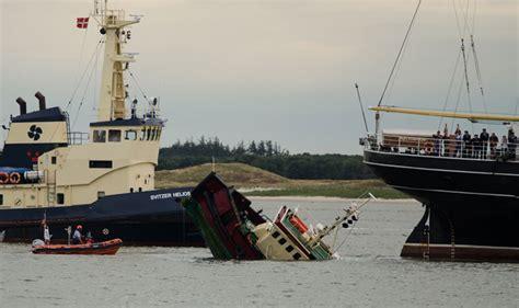 biggest tugboat in the world biggest tall ship in the world kruzenshtern sunk dutch