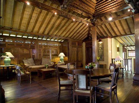 ruang tamu tradisional jawa desainrumahidcom