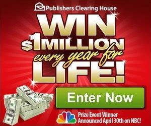 Pch 7 000 A Week For Life - pch win 1 million a year for life