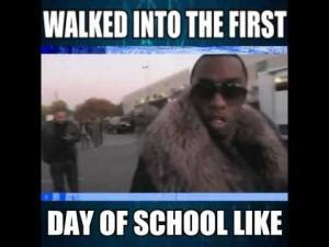 First Day Of College Meme - first day of school memes kappit