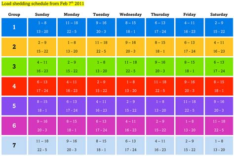 New Load Shedding Schedule by The Kathmanduo Nothing Adventured Nothing Gained New