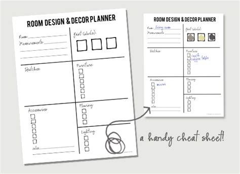 printable room planner grid six tips on room design and decor planning live laugh rowe