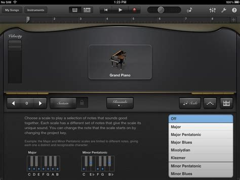 Garageband On Screen Keyboard 48 Best Apps Creative Performing Arts Images On