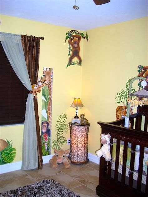 Jungle Curtains Nursery 21 Best Images About Jungle Room On Jungle Room 3d Wall Decor And A Website