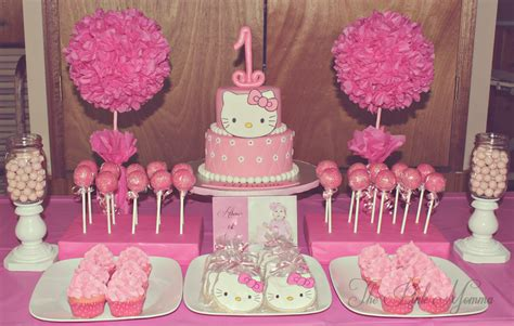 rose theme kitty party hello kitty birthday party ideas the pink momma it s