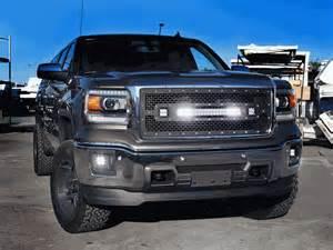 gmc light bar 2007 2015 chevy silverado gmc vehicle specific