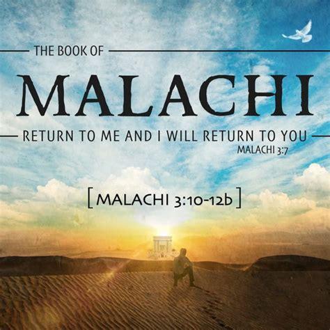 malachi    love ministries
