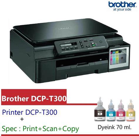 Printer Dcp T300 Print Scan Copy เคร องสกร นเส อ เคร องพ มพ ว ตถ เคร องพ มพ ภาพ เคร องร ดร อน ราคาถ กส ด dcp t300