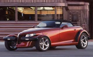 2002 Chrysler Prowler Car And Driver