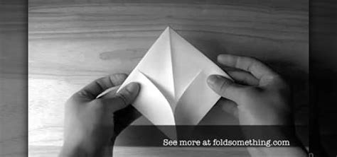 Floating Origami - how to fold a floating origami boat 171 origami