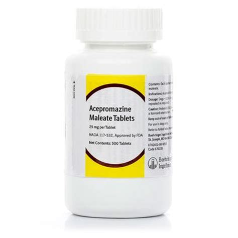 acepromazine dosage acepromazine generic tranquilizer neuroleptic agents petcarerx