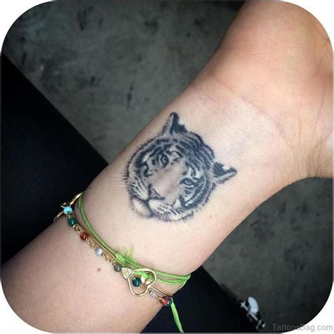 small tiger tattoo designs 16 tiger tattoos on wrist