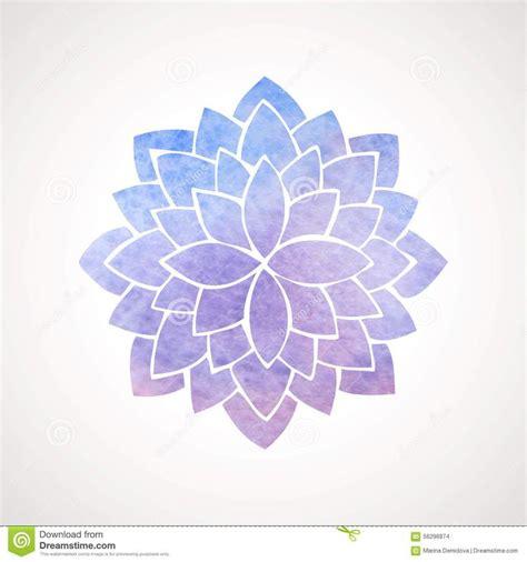 blue lotus flower high best 25 watercolor lotus ideas on lotus