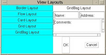 soarian layout manager preferences exploring the awt layout managers