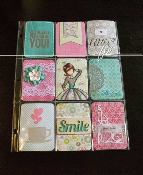 Heidi Swapp Photo Flip Book Hello Bahan Scrapbook Explosion Box mini books and projects a collection of diy and crafts