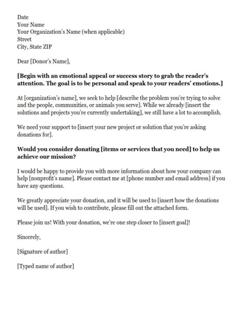 Permission Letter Of Fence How To Write A Letter Asking For Donations For A Funeral