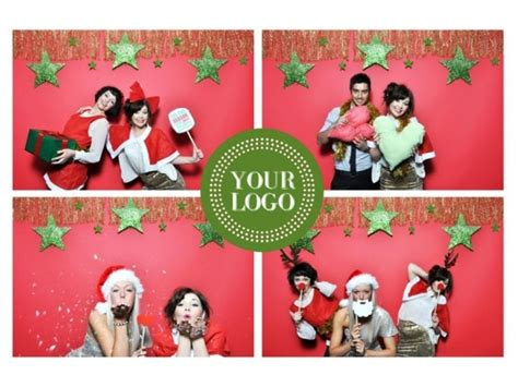 photo booth christmas layout christmas photo booth photo christmas photobooth