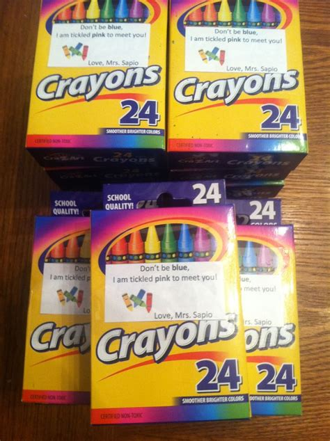 perfect gifts for her crayons meet couture 17 best images about teacher student welcome gifts on