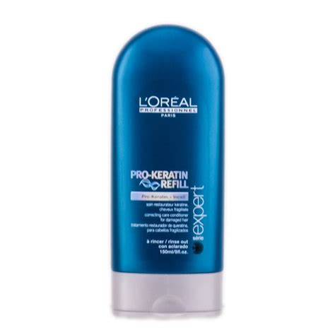 Shoo Loreal Professional loreal serie expert pro keratin refill conditioner