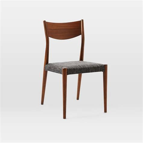Dining Chair Upholstered by Tate Upholstered Dining Chair West Elm