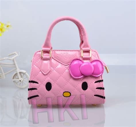 Tas Mini Hello unik tas mini 2in1 tenteng slempang hello muka