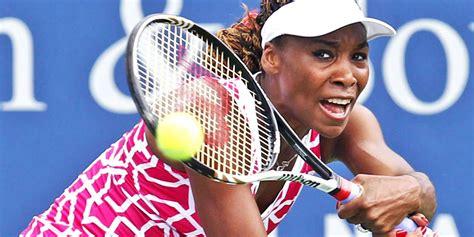 Venus Williams Looks Like A 2 by Exclusive Venus Williams Says About Retiring