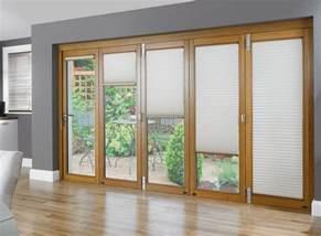 Sliding glass door window treatments for your efficiency