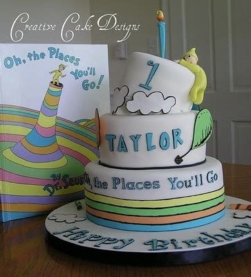 beyond oh the places you ll go 7 oh the places you will go cake