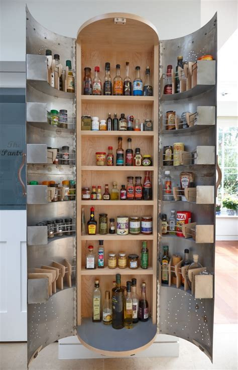 kitchen storage room ideas 15 handy kitchen pantry designs with a lot of storage room