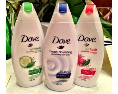 Sabun Dove dove rilis sabun untuk cegah kulit kering setelah mandi