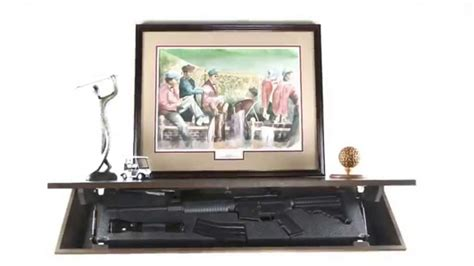 5 Gun Cabinet Hidden Gun Cabinet Youtube