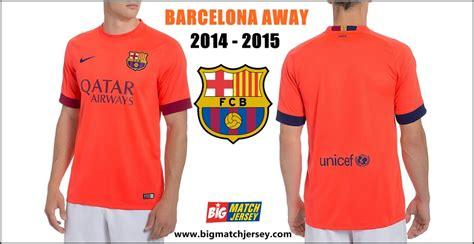 Jersey Grade Ori Away Official Barcelona 1617 jersey go barcelona away 2014 2015 big match jersey