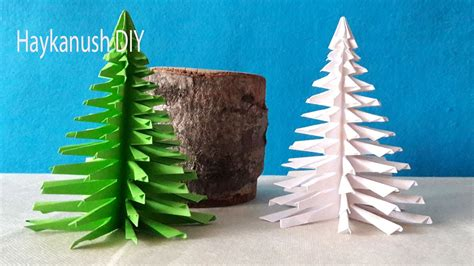 how to makeacheistmas tree stau up how to make tree with paper 3 d tree