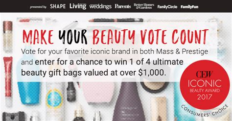 Shape Sweepstakes - shape vote for beauty sweepstakes how to vote prizes more