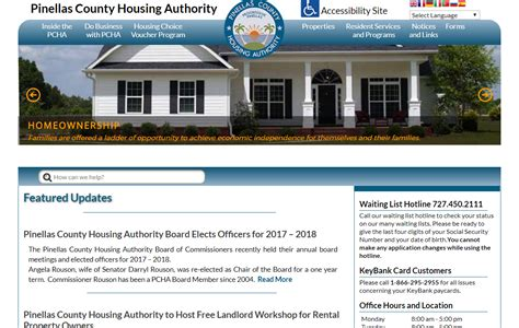 section 8 pinellas county ta housing authority application ideas section 8