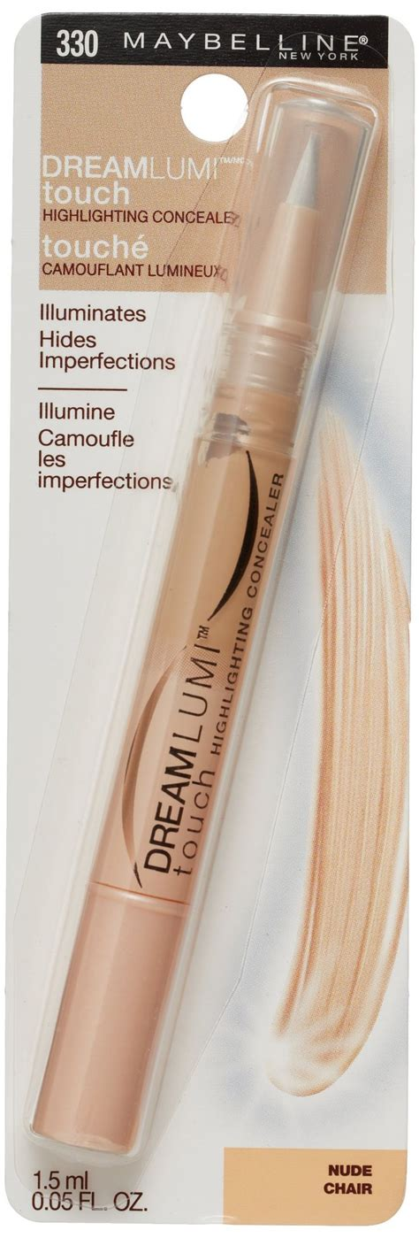 maybelline ny dreamlumi touch concealer highlighting maybelline new york dream lumi touch highlighting