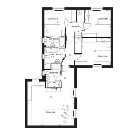 barratt homes floor plans barratt homes faringdon floor plan