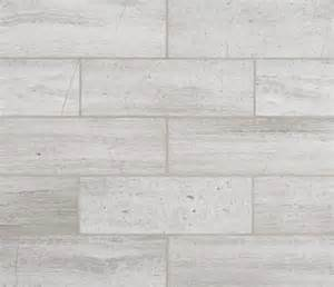 Home Depot Kitchen Backsplash Tile by White Oak 4 X 12 Honed Marble Floor And Wall Tile