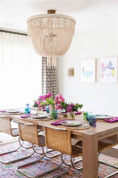 25 best ideas about bohemian dining rooms on