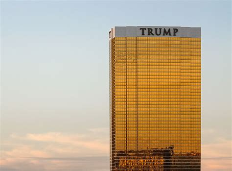 trump tower gold the five best non casino hotels in las vegas hopper blog