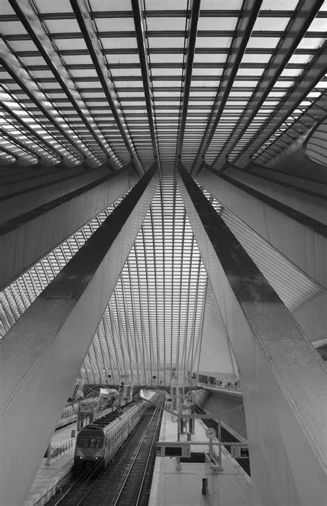 Fotos gratis : en blanco y negro, arquitectura, puente