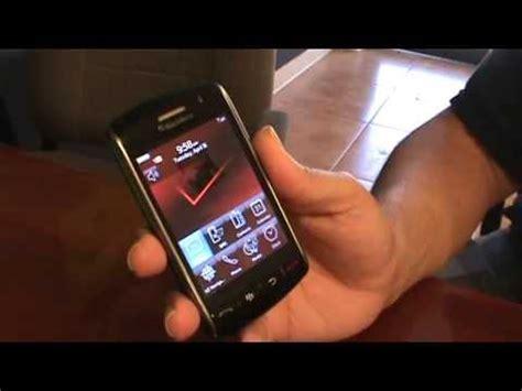 reset blackberry storm 9530 how to wipe data on blackberry storm 9530 youtube