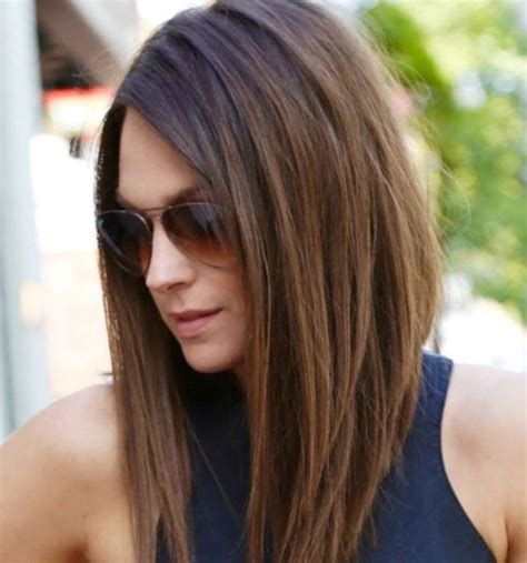 differnt styles to cut hair different long haircuts for women few different long