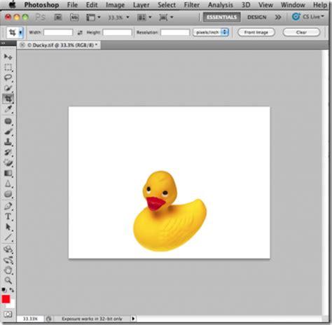reset crop tool photoshop photoshop crop tool tips tipsquirrel