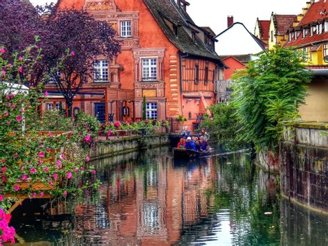 charming town is colmar the most charming town in france freeyork