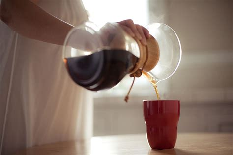 drink coffee  exercise