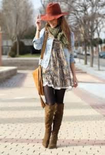 boho chic fashion for spring 2014 pretty designs